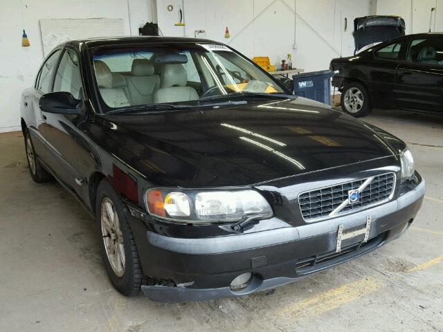 2001 VOLVO S60 2.4T 2.4L