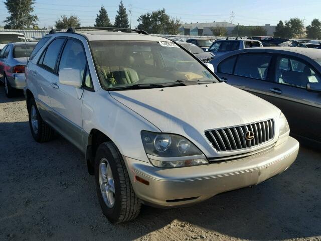JT6GF10U6Y0050779 - 2000 LEXUS RX 300