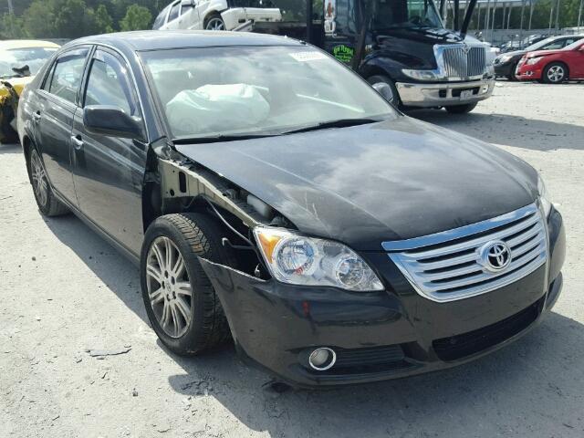 Auto Auction Ended On Vin 4t1bk36b89u349566 2009 Toyota Avalon In Ga Savannah