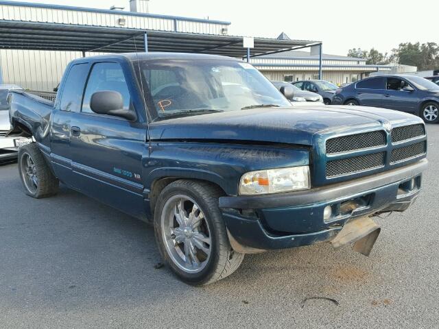 3B7HC13Y4WG148741 - 1998 DODGE RAM 1500 Q