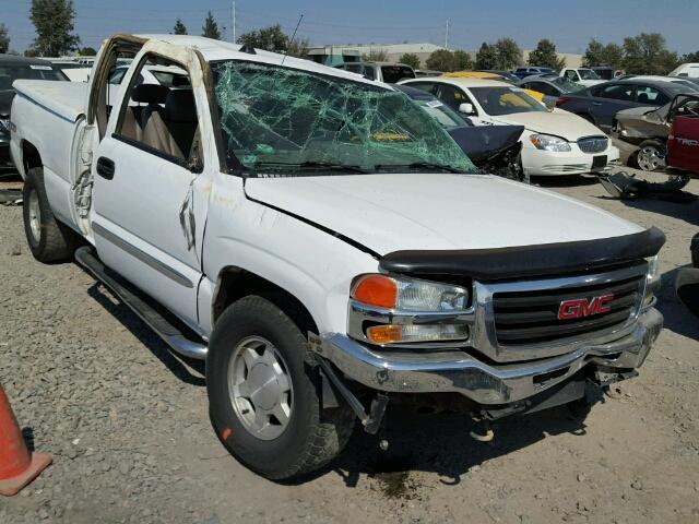 2004 GMC SIERRA K15 5.3L