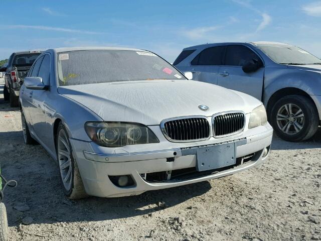 WBAHL83576DT00522 - 2006 BMW 750I