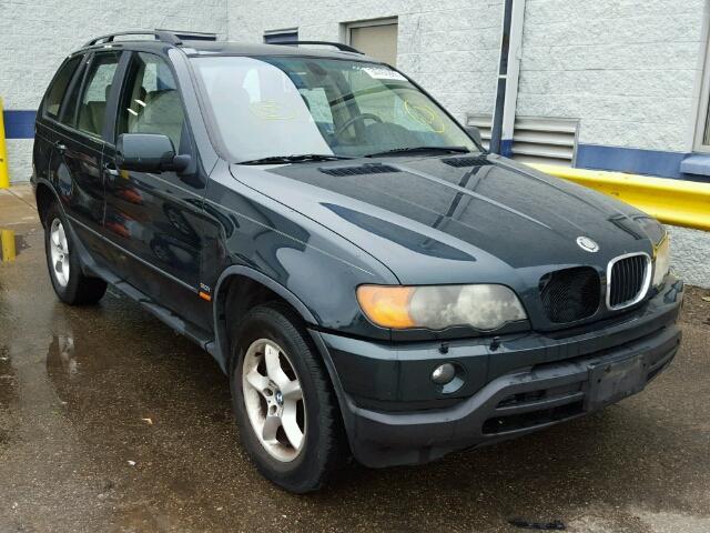 5UXFA53543LV98039 - 2003 BMW X5 3.0I
