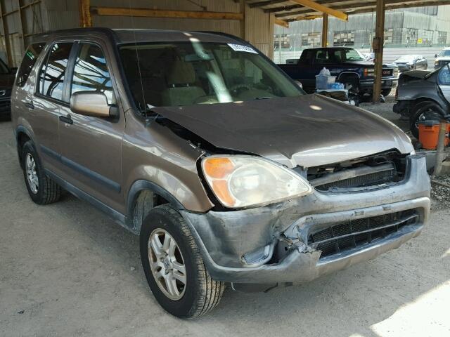 JHLRD78842C067865 - 2002 HONDA CR-V EX