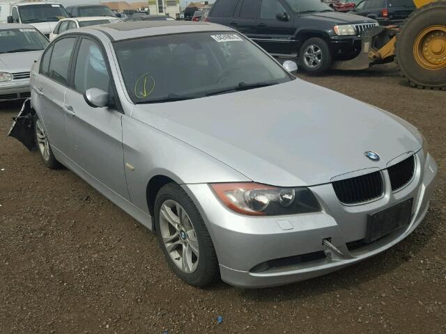 WBAVC93578K056765 - 2008 BMW 328XI
