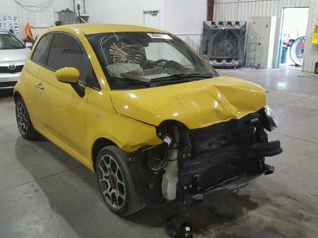 3C3CFFBR5CT211670 - 2012 FIAT 500
