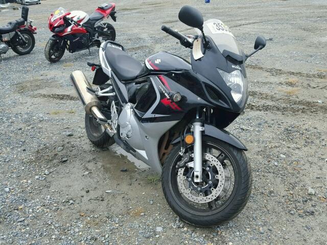 2008 SUZUKI GSX650F .7L