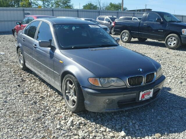 WBAEV53433KM26113 - 2003 BMW 3 SERIES