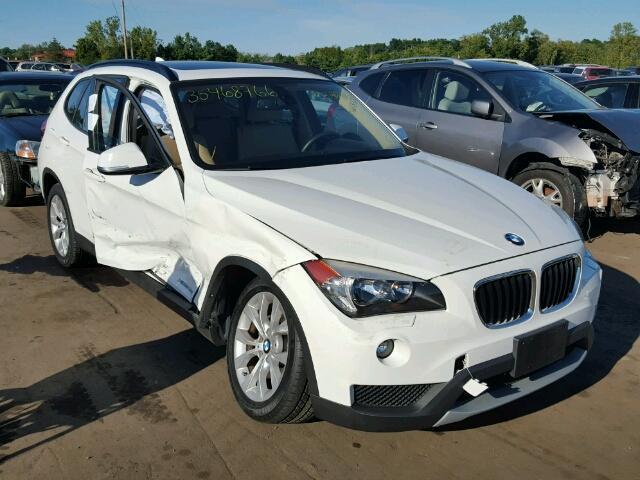 2013 BMW X1 XDRIVE2 2.0L