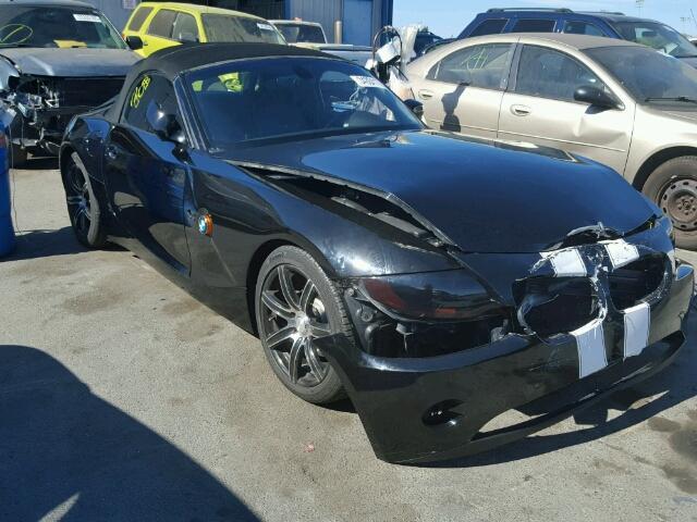 2003 BMW Z4 2.5I 2.5L