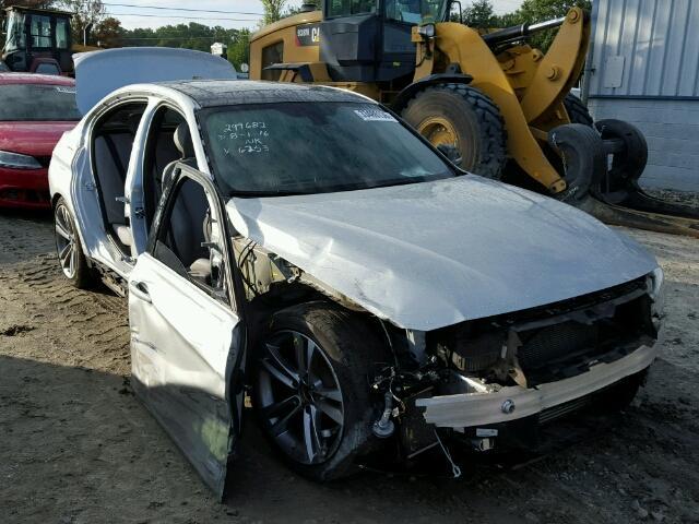 2012 BMW 328I 2.0L