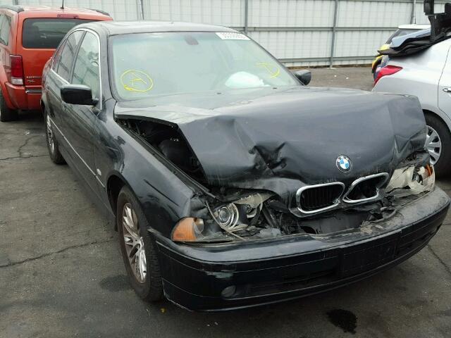 WBADT63463CK39210 - 2003 BMW 5 SERIES