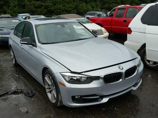 2013 BMW 3 SERIES 2.0L