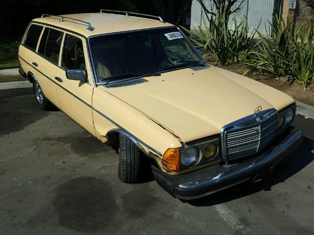 1981 MERCEDES-BENZ 300TD 3.0L