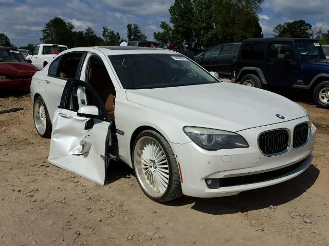 2009 BMW 750LI 4.4L
