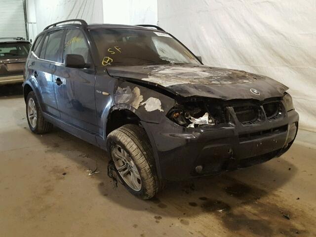 2006 BMW X3 3.0 3.0L