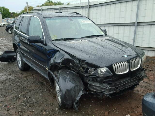 2004 BMW X5 4.4L