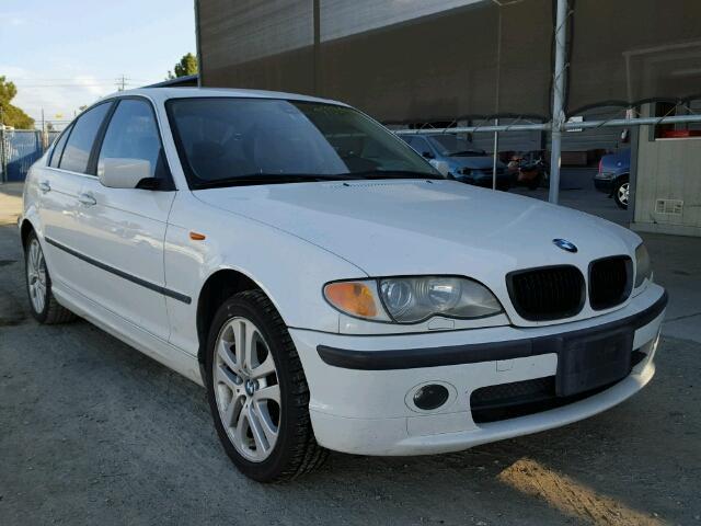 WBAEW53412PG18437 - 2002 BMW 330XI