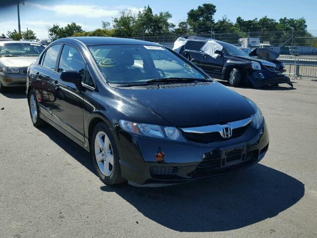 2010 HONDA CIVIC LX-S 1.8L