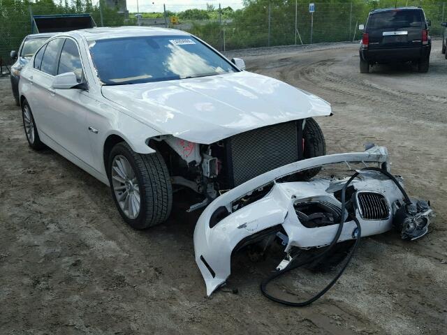 WBAFR7C59BC800861 - 2011 BMW 535I