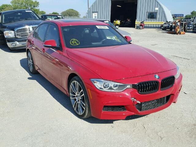 WBA3A9G50DNP36068 - 2013 BMW 335I