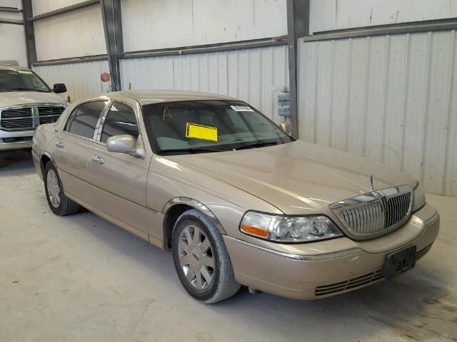 2LNHM82V99X636036 - 2009 LINCOLN TOWN CAR S