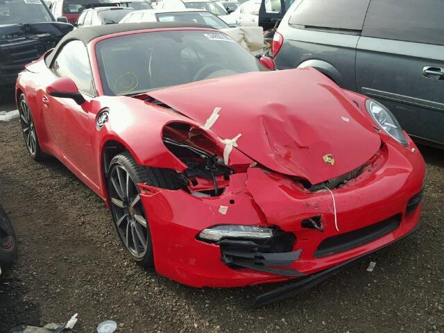 WP0CA2A91DS140765 - 2013 PORSCHE 911 CARRER
