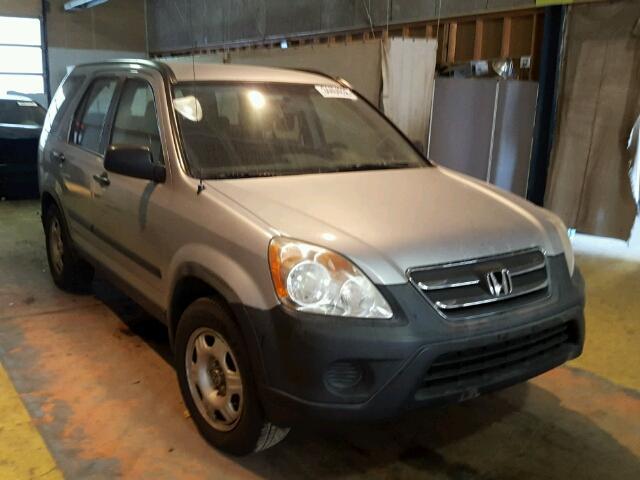 JHLRD78535C050100 - 2005 HONDA CR-V LX