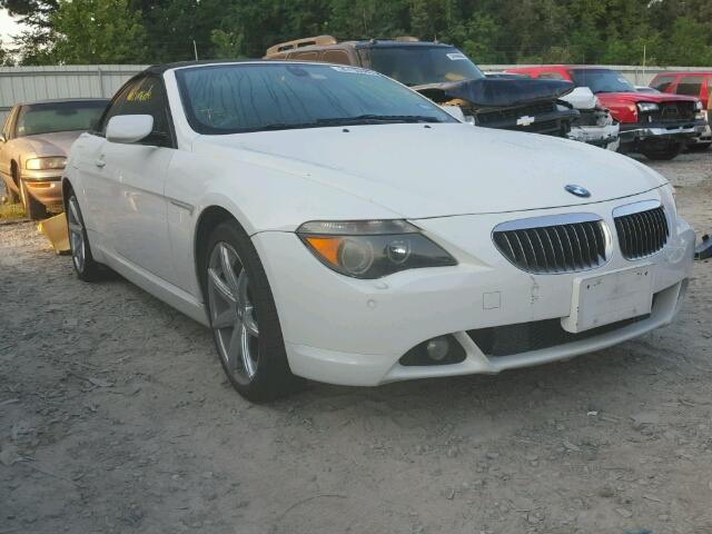 WBAEK13577CN82357 - 2007 BMW 650I