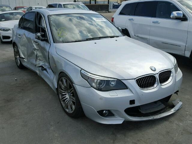 WBANE73547CM53938 - 2007 BMW 530I