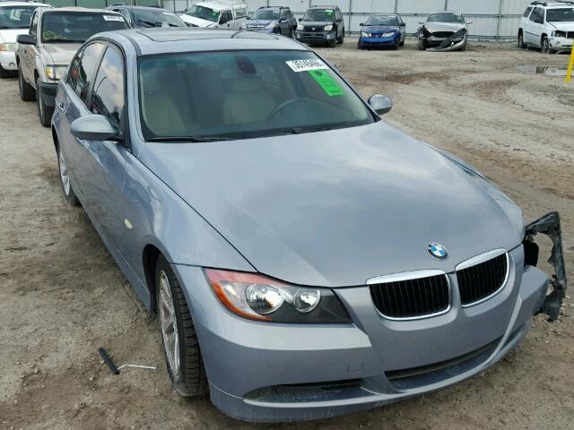 WBAVB13586KX51323 - 2006 BMW 325I