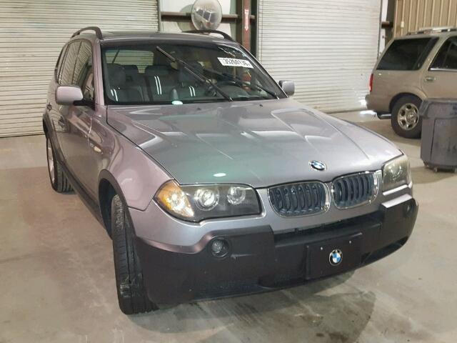 2004 BMW X3 3.0 3.0L