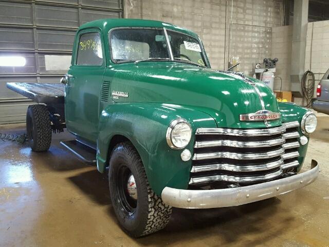 1949 CHEVROLET 3800 FLATB