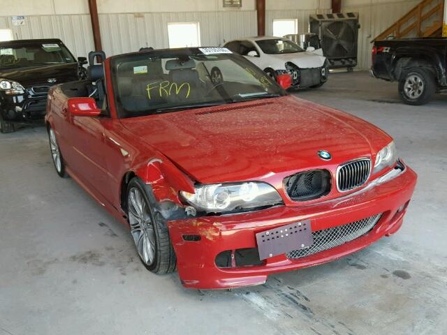 2005 BMW 330CI 3.0L