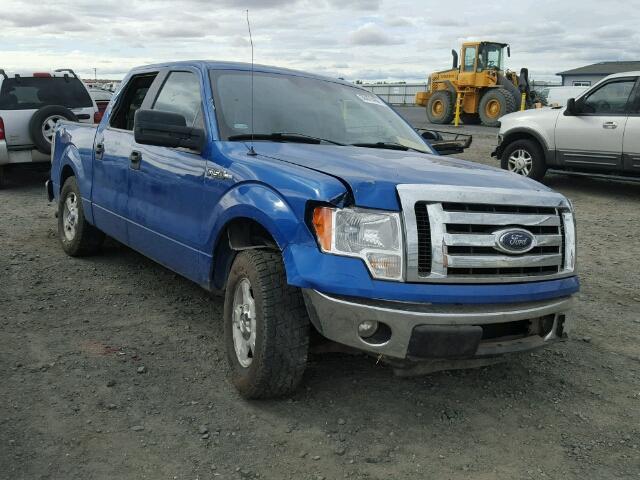 2010 FORD F150 5.4L
