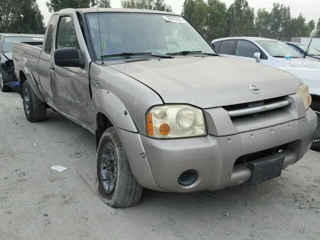 2003 NISSAN FRONTIER X 3.3L