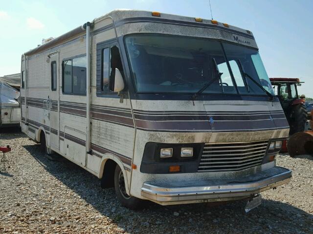 Salvage R | 1987 Chevrolet P Series