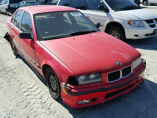 WBACB3319NFE02021 - 1992 BMW 325I