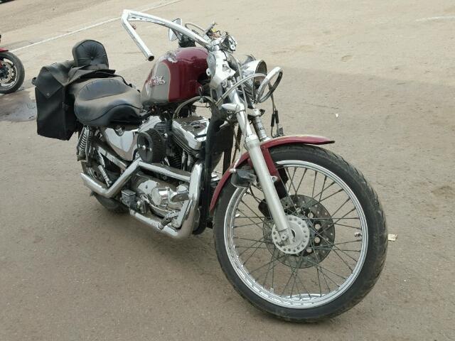 1996 HARLEY-DAVIDSON XL1200C 1.2L