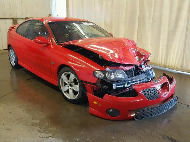2004 PONTIAC GTO 5.7L