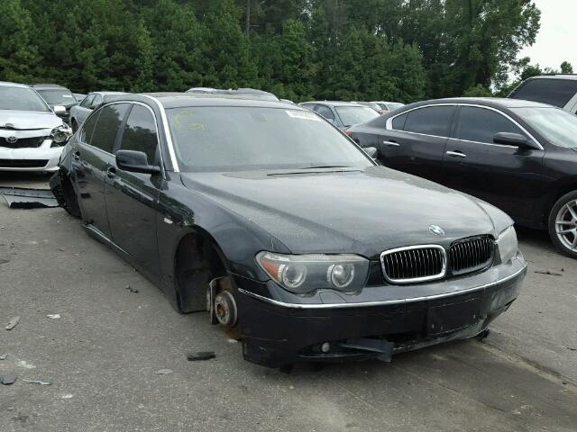 2003 BMW 745LI 4.4L