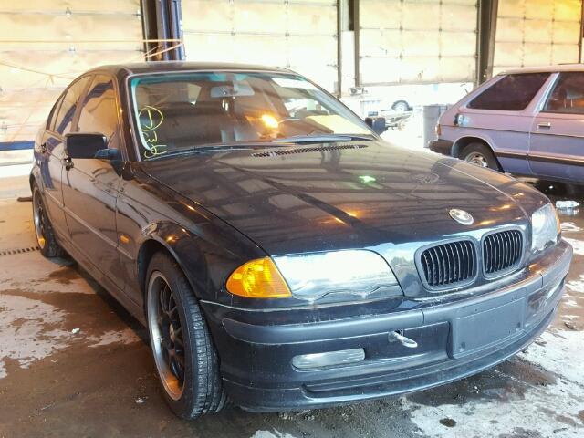WBAAN37491NJ14323 - 2001 BMW 325I
