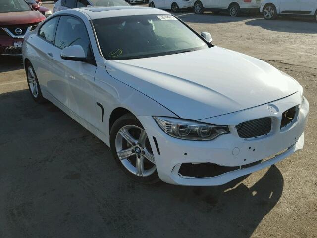 WBA3N7C55FK222963 - 2015 BMW 428I