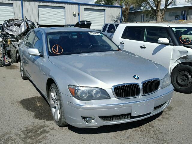 WBAHN83576DT39377 - 2006 BMW 750LI