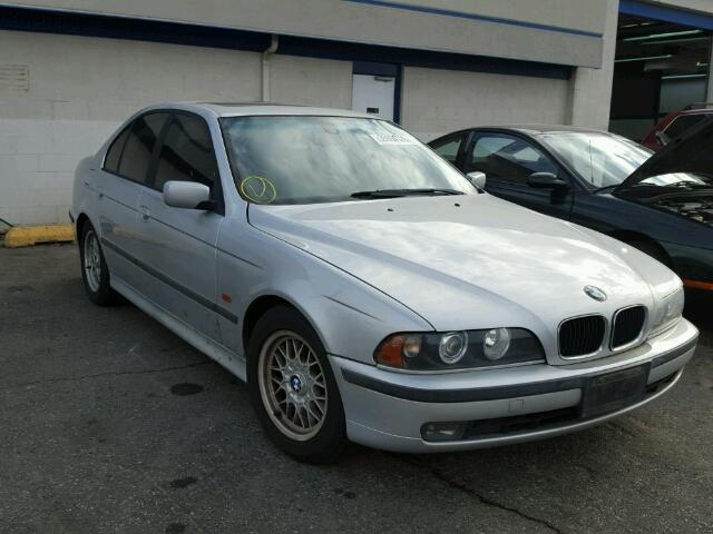 WBADM6347YGU20068 - 2000 BMW 528I AUTOM
