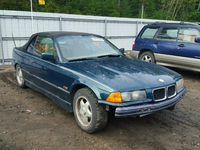 1996 BMW 318IC AUTO 1.9L