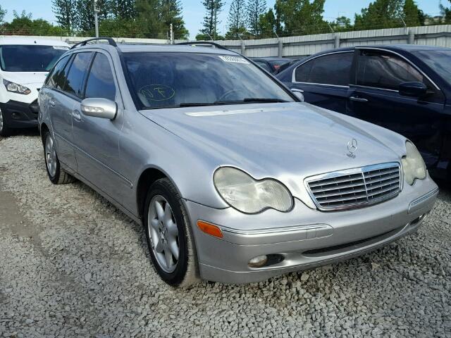 Auto auction ended on vin wdbrh61j14f519859 2004 mercedes for Mercedes benz central florida