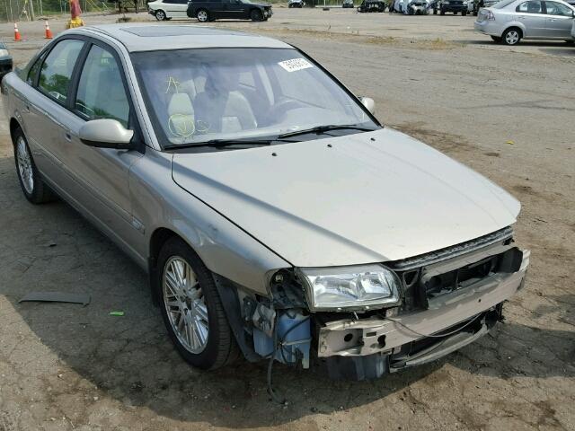 2002 VOLVO S80 2.9L