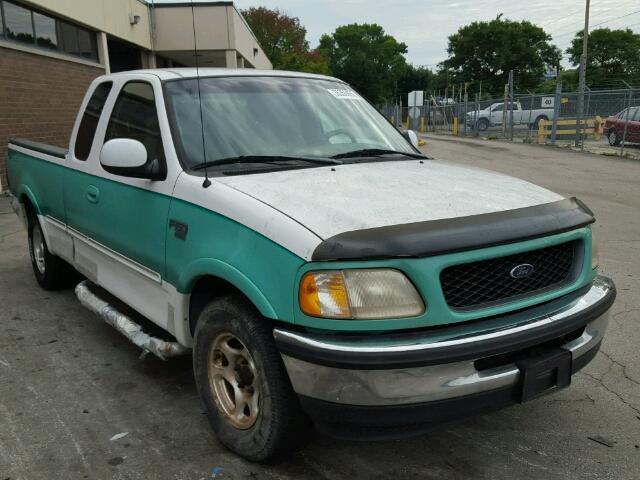 1FTZX1767WKA78484 - 1998 FORD F150