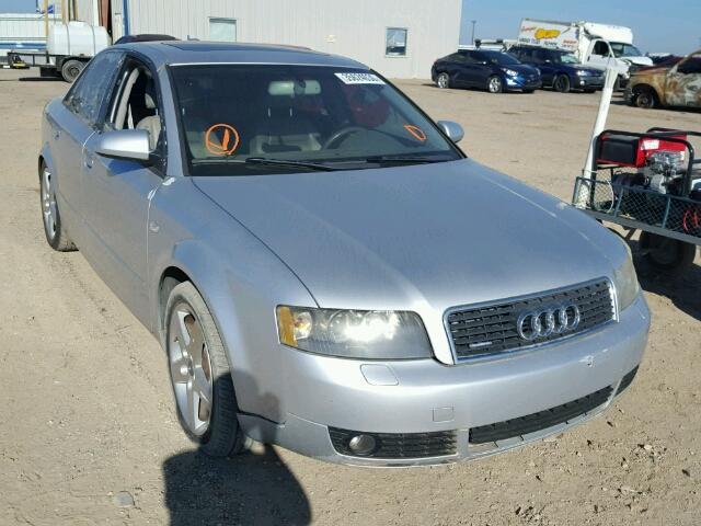 2005 AUDI A4 1.8T QU 1.8L